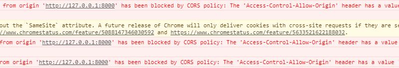 """设置跨域规则后调用OSS时仍然报""""No 'Access-Control-Allow-Origin'"""""""